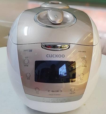 Nồi cơm điện Cao tần Cuckoo CRP-HUB1086SE