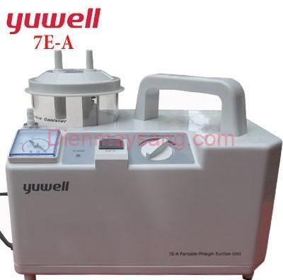 Máy hút dịch chuyên dụng YuYue 7E-A – 1 bình