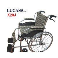 Xe lăn tay có phanh Lucass X28J