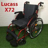 Xe lăn hợp kim nhôm Lucass X72