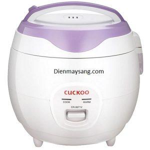 Nồi Cơm Điện Cuckoo CR-0671V (1Lít)