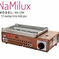 Bếp nướng gas hồng ngoại Namilux NH-24N