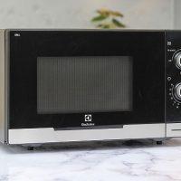Lò vi sóng có nướng Electrolux EMM2318X 23 lít