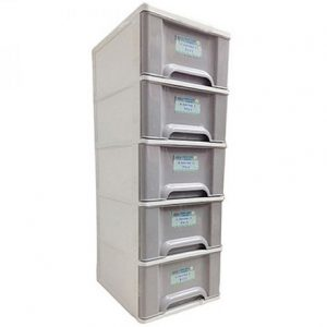 Tủ nhựa Song Long T111 – 5 tầng