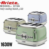Máy nướng bánh mì 4 khay Ariete MOD 0156