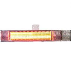 Đèn sưởi chống chói Kohn Braun K150 (có điều khiển)
