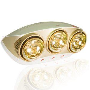 Đèn sưởi nhà tắm Kohn Braun KU03G