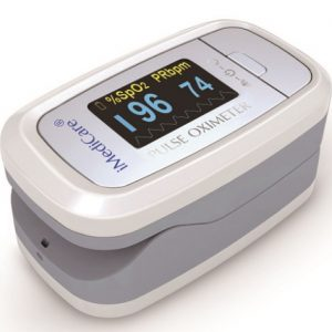Máy đo nồng độ oxy bão hòa trong máu SpO2 iMedicare iOM-A6