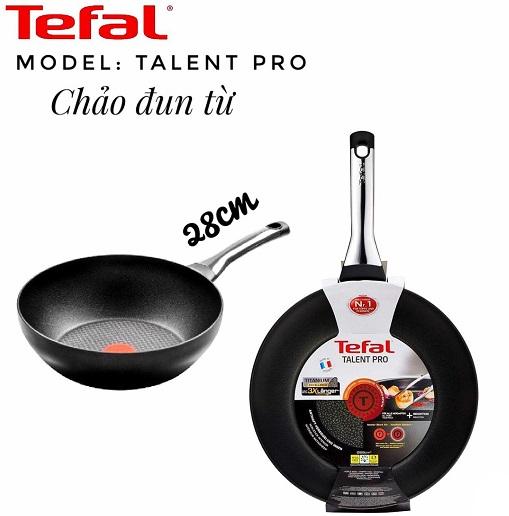 Chảo đun từ Tefal Talent Pro 28cm