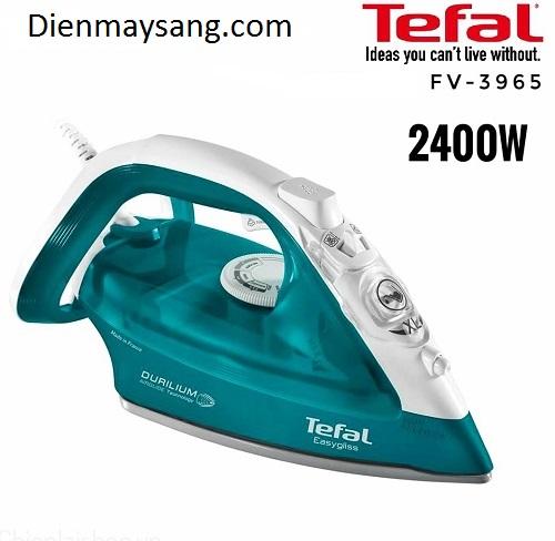 Bàn là hơi nước Tefal FV-3965 – 2400W