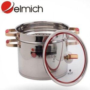 Nồi luộc gà có giá hấp Elmich EL0979