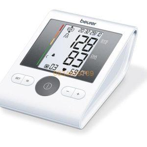 Máy đo huyết áp hẹn giờ đo Beurer BM28A (có Adapter)