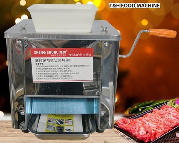 Máy thái thịt sống SS90